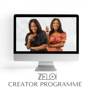 Zeloi Creator Programme